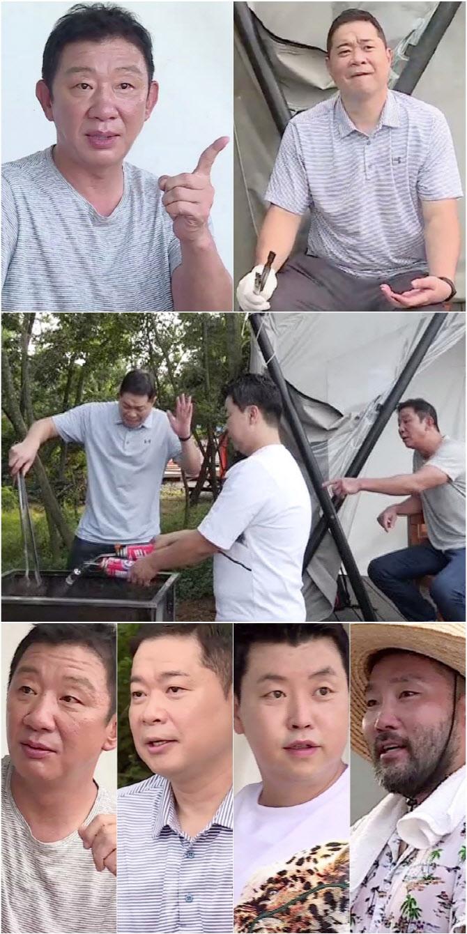 '당나귀 귀' 현주엽, 허재 잔소리에 폭발 위기