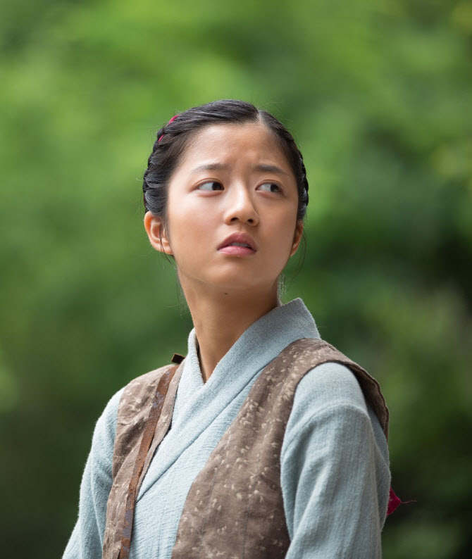 '폭풍 성장' 김현수, 영화 '검객'으로 새긴 존재감