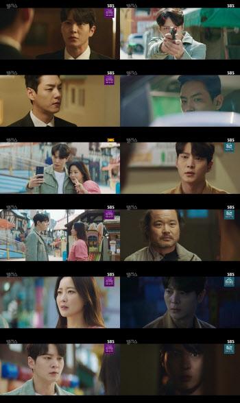 '앨리스' 긴장감 높인 김상호의 수상한 행적…시청률 1위