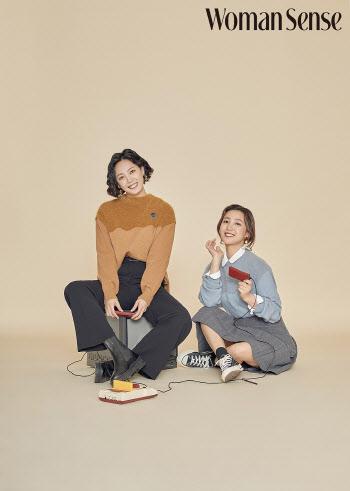 배우 고은아, 패션 화보