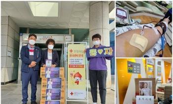 홍자 팬들, 생일 맞아 초코파이 2만개 릴레이 기부 선행