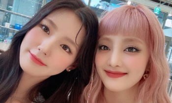 """(여자)아이들 미연·민니 """"댕댕이 자매 첫 OST, '역시'란 반응 얻고파"""" (인터뷰)"""