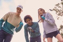 휠라골프, 골프의 기능성에 스타일 더한 '에임라인 컬렉션' 선보여