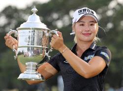 12월 개막 US여자오픈에 한국 선수 33명 출전권 확보...ANA 대회보다 11명 늘어