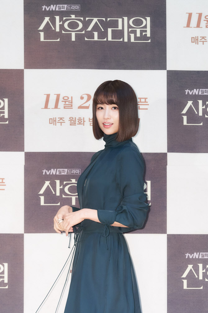"""'산후조리원' 박하선 """"여배우들의 기싸움 걱정했지만…"""""""