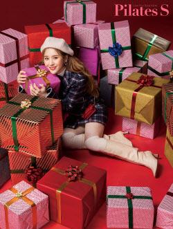 이달의 소녀 희진, 크리스마스 화보