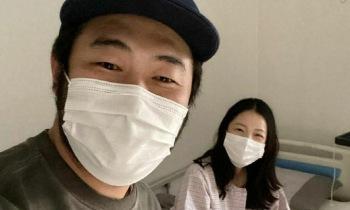 """김기방♥김희경 득남…""""아들 바보 될 각오 돼 있어"""""""