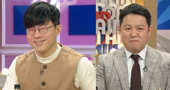 """""""김구라 유튜브 월수입 = 직원 연봉?""""… 김구라의 대답은"""