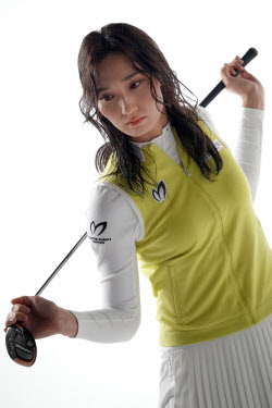 [포토] 김민선 '2021 우승 기대해주세요'