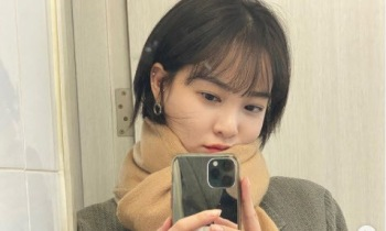 """'GD 열애설' 이주연, SNS에 의미심장 글…""""마음 굳세게 먹어야"""""""