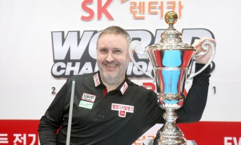 쿠드롱-이미래, 선수들이 직접 뽑은 초대 월드챔피언십 우승후보