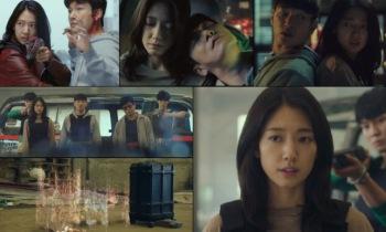 '시지프스' 조승우·박신혜 첫만남→미래 이동 충격 엔딩…시청률 6.2%