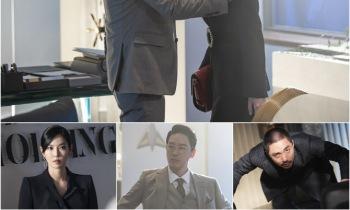 '펜트하우스2' 김소연X엄기준X김동규, 파국 맞나…분노+대립