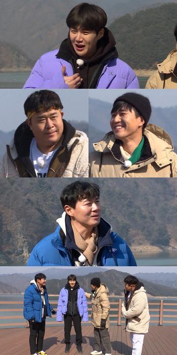 '1박 2일' 김선호, 멤버들 안달나게 한 '카사노바' 변신