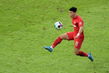 '황희찬 결장' 라이프치히, 호펜하임과 0-0 무승부
