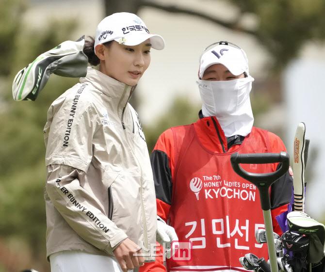 김민선 '커버가 살아있어요'