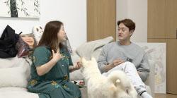'잉꼬부부' 김원효♡심진화, 결혼 10년만에 이혼 위기?