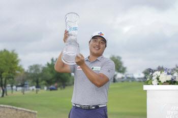 PGA 투어 첫 승 이경훈, 세계랭킹 137에서 59위 껑충
