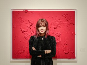 솔비 미술작품, 서울옥션 경매서 2010만원에 낙찰