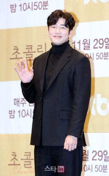 '열애중' 윤계상, 상대 여성 뷰티 브랜드 대표