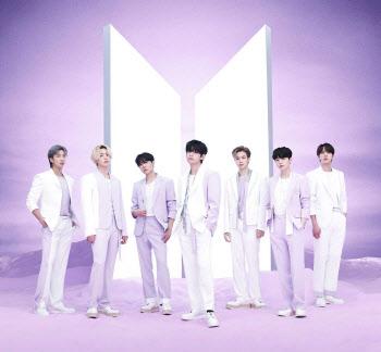 방탄소년단, 日 오리콘 데일리 앨범 차트 이틀째 정상
