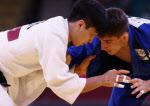 [도쿄올림픽]유도 안바울, 16강전 한판승…8강 진출
