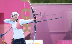 [도쿄올림픽]한국 여자양궁, 벨라루스 제압하고 결승 진출