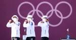 [도쿄올림픽]양궁 女단체 9연패, 역대 3번만 나온 대기록