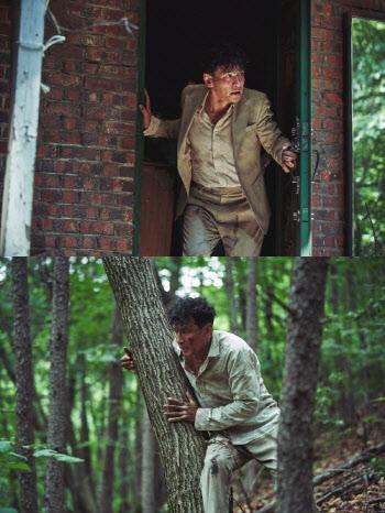 '인질' 믿고 보는 황정민X외유내강 만났다…탈주 스틸 공개