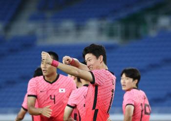 김학범호, 8강 상대 멕시코 확정...한일전은 결승서