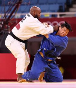 [도쿄올림픽]유도 조구함, 준결승서 세계 2위 제압…결승 진출