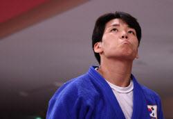 [도쿄올림픽]女유도 78kg급 윤현지, 아쉬운 한판패...동메달 무산