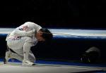 [도쿄올림픽]펜싱 남자 에페, 4강서 일본에 패배…동메달 결정전행