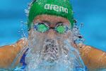 [도쿄올림픽]남아공 출신 스쿤마커, 女 평영 200m 세계新
