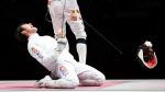 [도쿄올림픽]펜싱 남자 에페, 중국 꺾고 단체전 동메달 획득