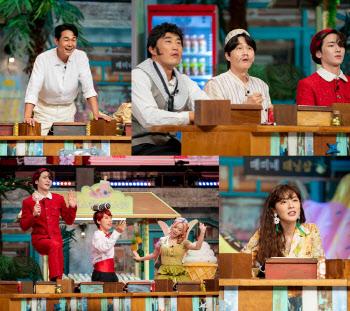 박성웅·이용진·재재·이선빈… '인간 놀토' 4인방 출격