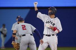 [도쿄올림픽]야구 준결승서 한일전 성사...일본, 미국에 연장 끝내기勝