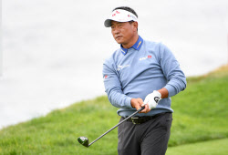 최경주, 또 한 번 새 역사…PGA 챔피언스투어 한국인 첫 우승