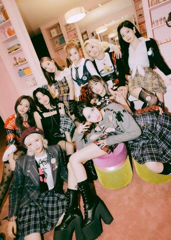 트와이스, 12월 일본서 '도넛' 발표