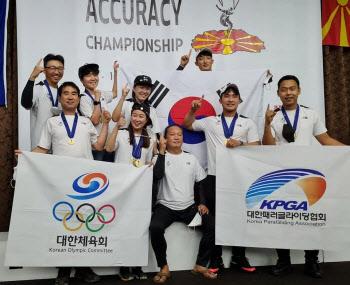 대한민국 패러글라이딩, 사상 첫 세계선수권 전 종목 석권