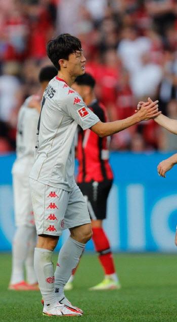 '이재성 선발 출전' 마인츠, 아우크스부르크에 4-1 승리