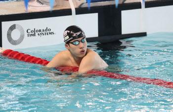 황선우, 쇼트코스 경영 월드컵 자유형 200m 금메달...첫 국제대회 우승