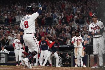 애틀랜타, 다저스 꺾고 22년 만에 WS 진출...휴스턴과 맞대결