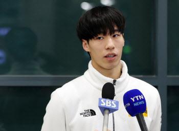 쇼트트랙 간판 황대헌, 월드컵 1차 남자 1000m 금메달