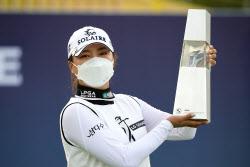 [포토] 고진영 'BMW 챔피언십 우승으로 세계랭킹 1위 탈환'