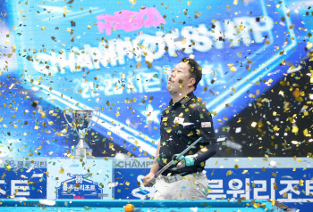 PBA 개인투어-팀리그, 내년 3월까지 쉼없이 달린다