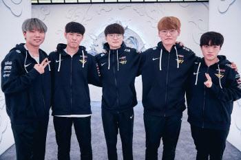 세계 지배하는 한국 e스포츠...LoL 월드컵 4강 3팀 진출