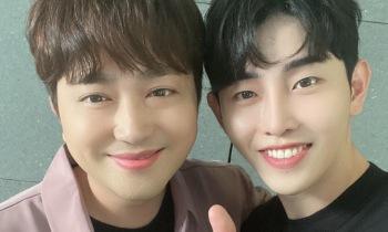 '탑독' 출신 박현호, '편애중계'서 트롯 도전…홍진영 '눈도장'