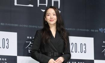 """스크린 첫 주연 나선 신혜선 """"꿈인지 생시인지"""""""