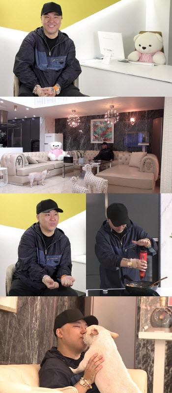 '역주행 신화' 용감한형제, '나혼자 산다'서 이사한 새집 공개